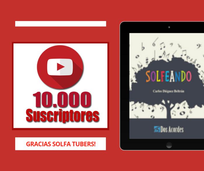 GRACIAS YOUTUBE 10000